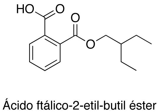 Ácido ftálico-2-etil-butil éster