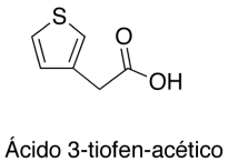 Ácido 3-tiofen–acético