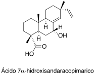 Ácido 7α-hidroxisandaracopimárico