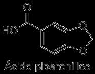 Ácido piperonílico