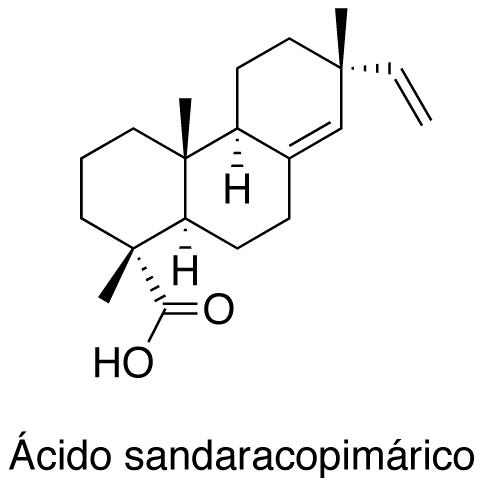 Ácido sandaracopimárico