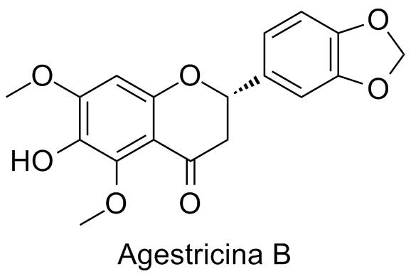 Agestricina B