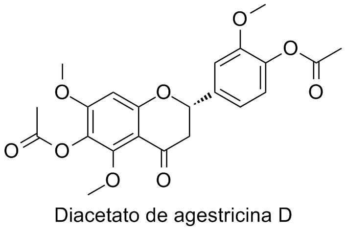 Diacetato de agestricina D