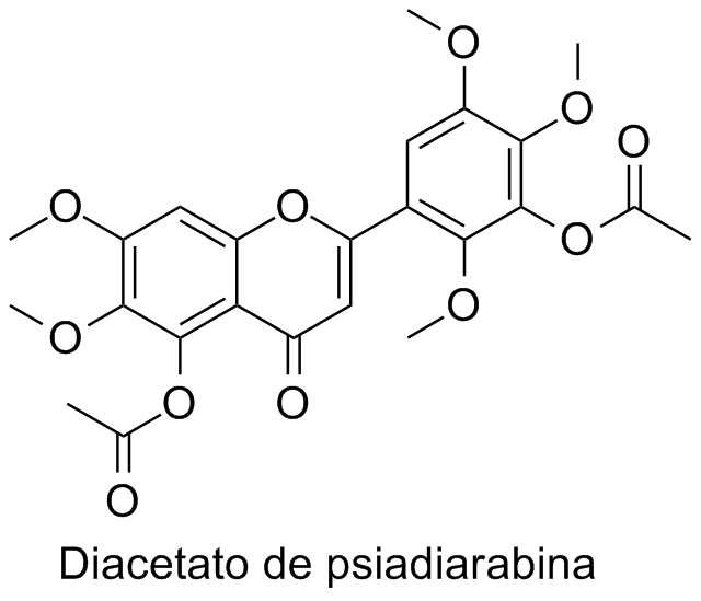 Diacetato de psiadiarabina