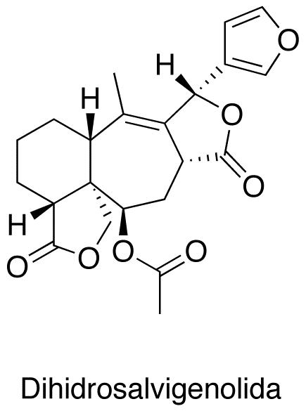 Dihidrosalvigenólida