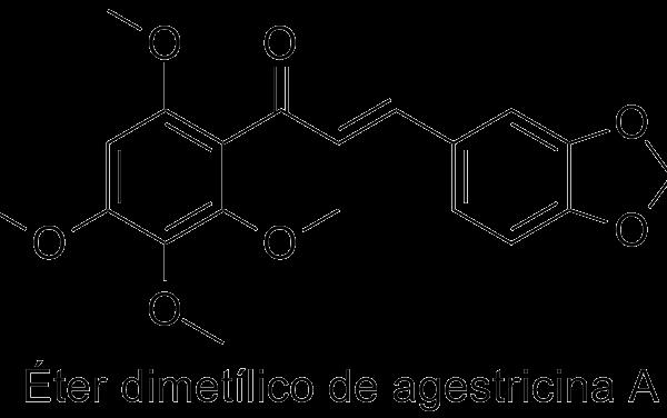 Éter dimetílico de agestricina A