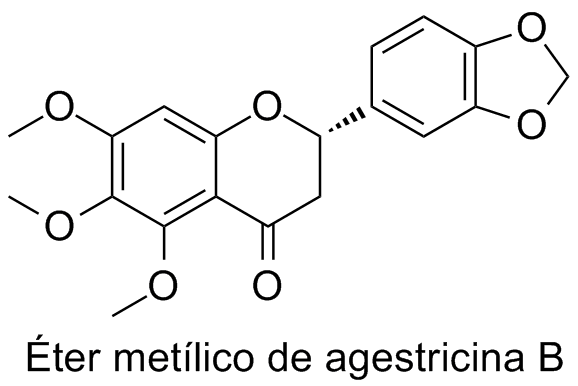 Éter metílico de agestricina B
