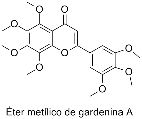 Éter metílico de gardenina A