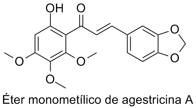 Éter monometílico de agestricina A