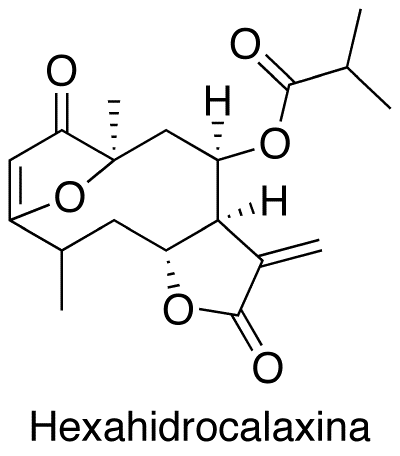 Hexahidrocalaxina
