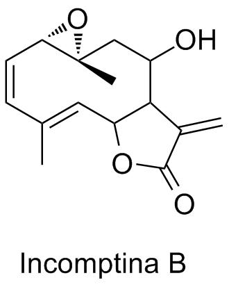 Incomptina B