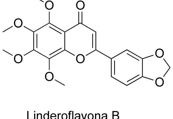 Linderoflavona B