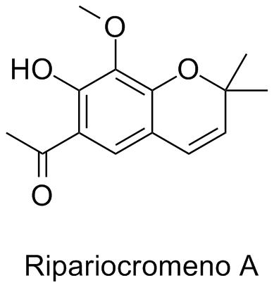 Ripariocromeno A