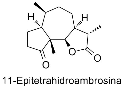 11-Epitetrahidroambrosina