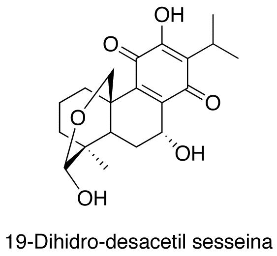 19-Dihidro-desacetil sesseina