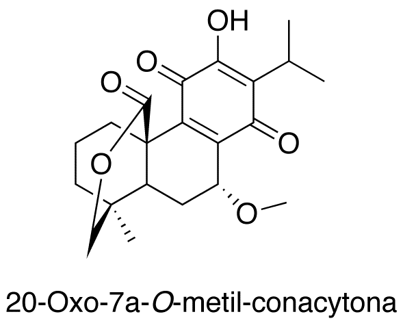 20-Oxo-7α-O-metil-conacytona