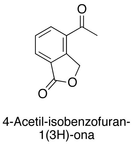 4-Acetil-isobenzofuran-1(3H)-ona