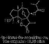 4β-Hidroxi-8α-isobutiriloxi-7α