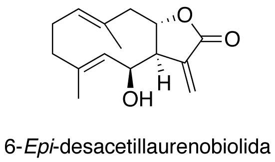 6-Epi-desacetillaurenobiolida