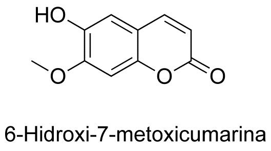 6-Hidroxi-7-metoxicumarina