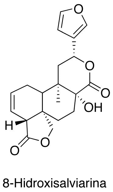 8-Hidroxisalviarina
