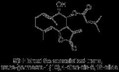 9β-Hidroxi-8α-senecioiloxi-trans