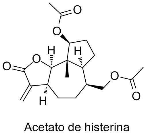 Acetato de histerina