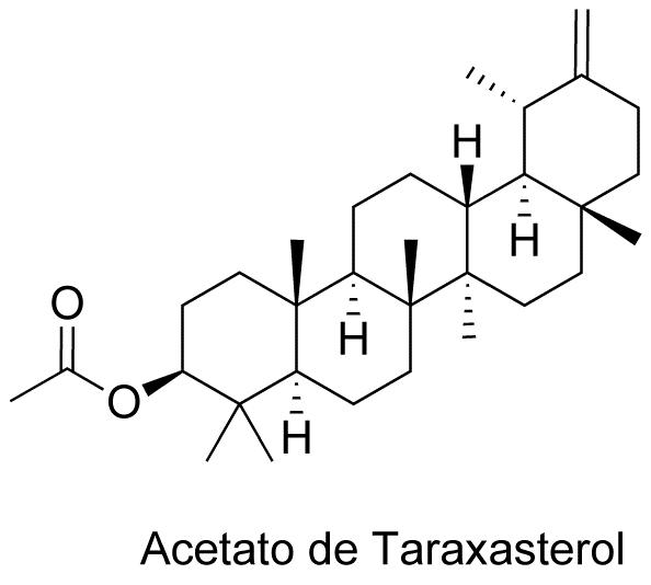 Acetato de taraxasterilo