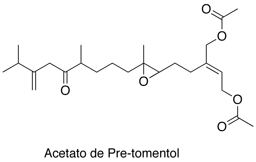 Acetato de Pre-tomentol