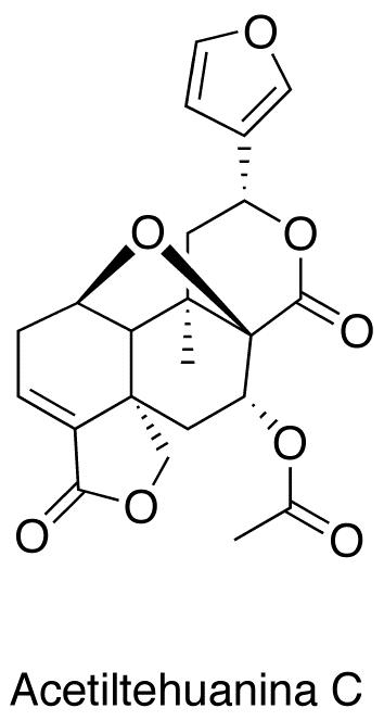 Acetiltehuanina C
