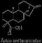 Ácido ent-kaurenoico