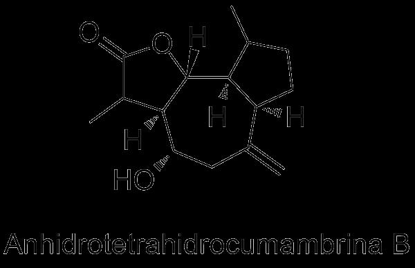 Anhidrotetrahidrocumambrina B