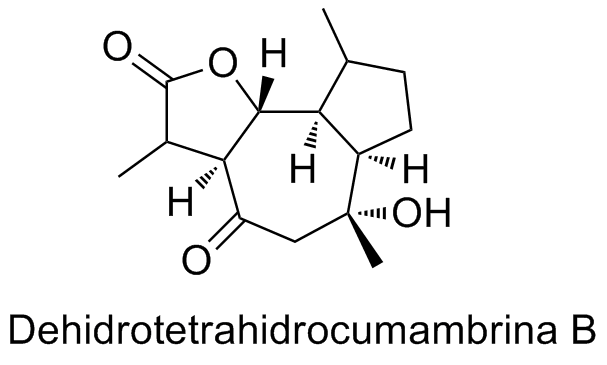 Dehidrotetrahidrocumambrina B