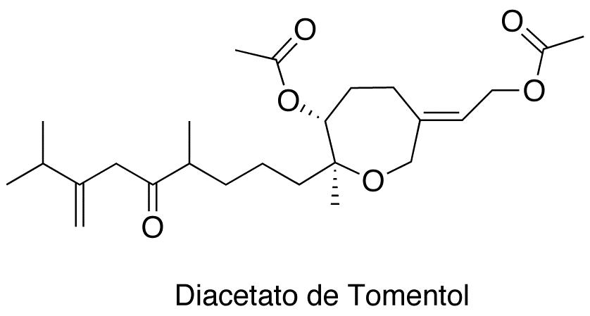 Diacetato de Tomentol