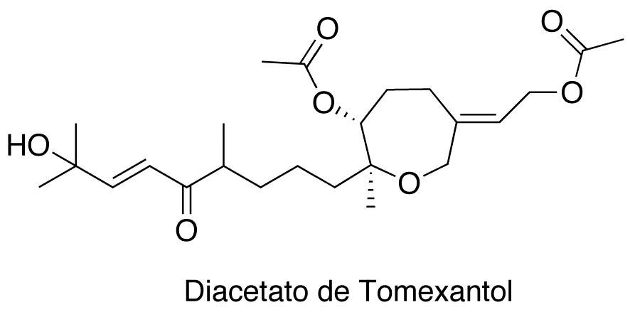 Diacetato de Tomexantol
