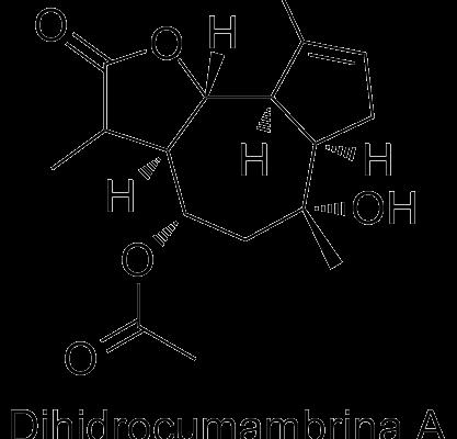 Dihidrocumambrina A
