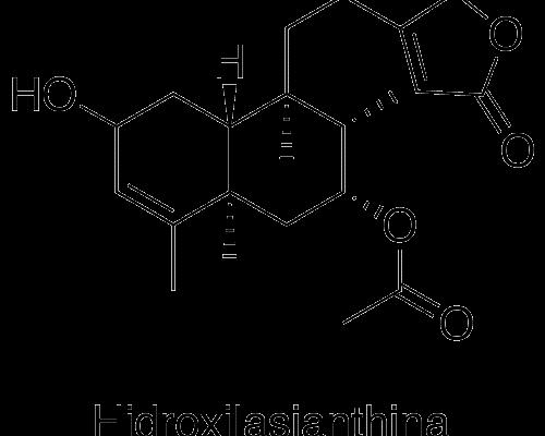 Hidroxilasianthina