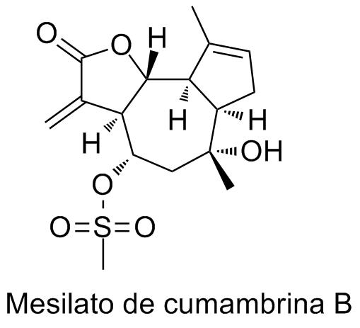 Mesilato de cumambrina B