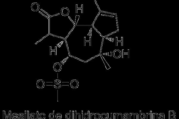 Mesilato de dihidrocumambrina B