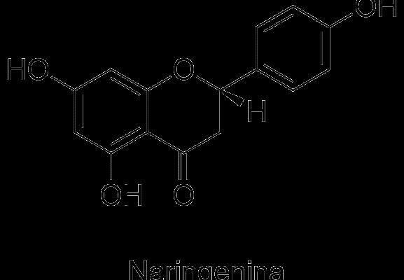(-)-Naringenina