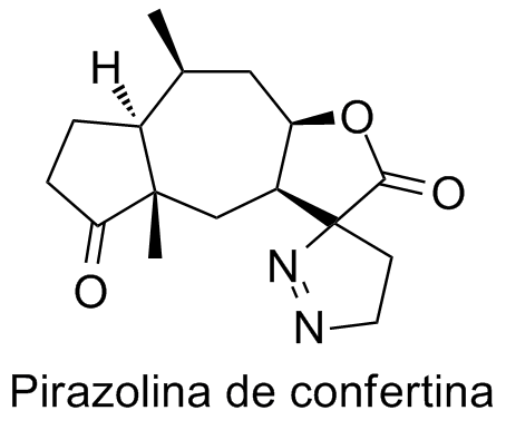 Pirazolina de confertina