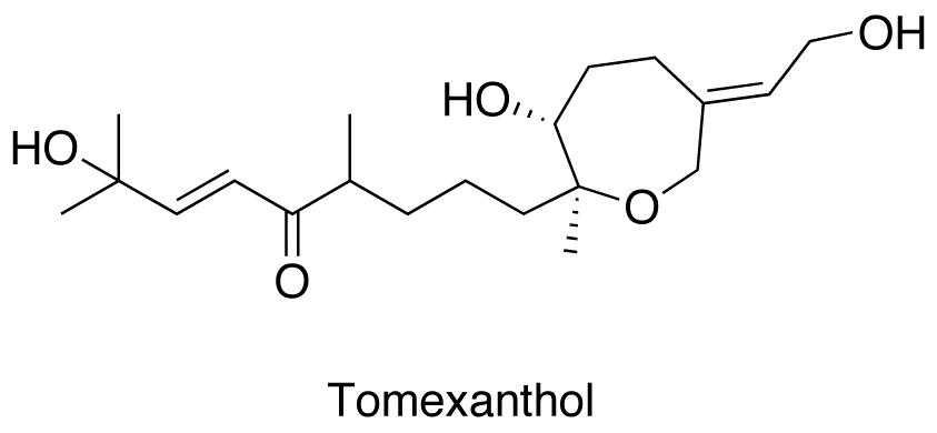 Tomexanthol
