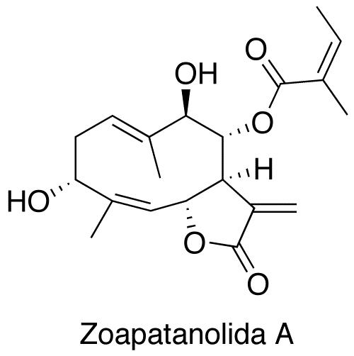 Zoapatanolida A