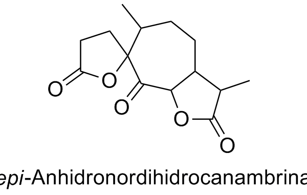 i>epi-Anhidronordihidrocanambrina