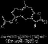 4α-Acetil-guaia-1(10)-en-13α-metil-12