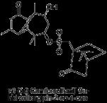 7β-[(+)-Camforsulfonil]-9α-hidroxilongipin-2-en-1-ona