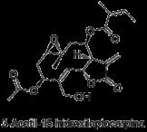 3-Acetil-15-hidroxileptocarpina