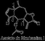 Acetato de Mexicanina