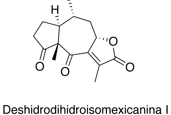 Deshidrodihidroisomexicanina I
