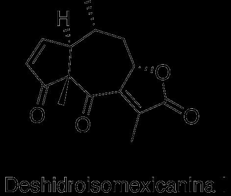 Deshidroisomexicanina I